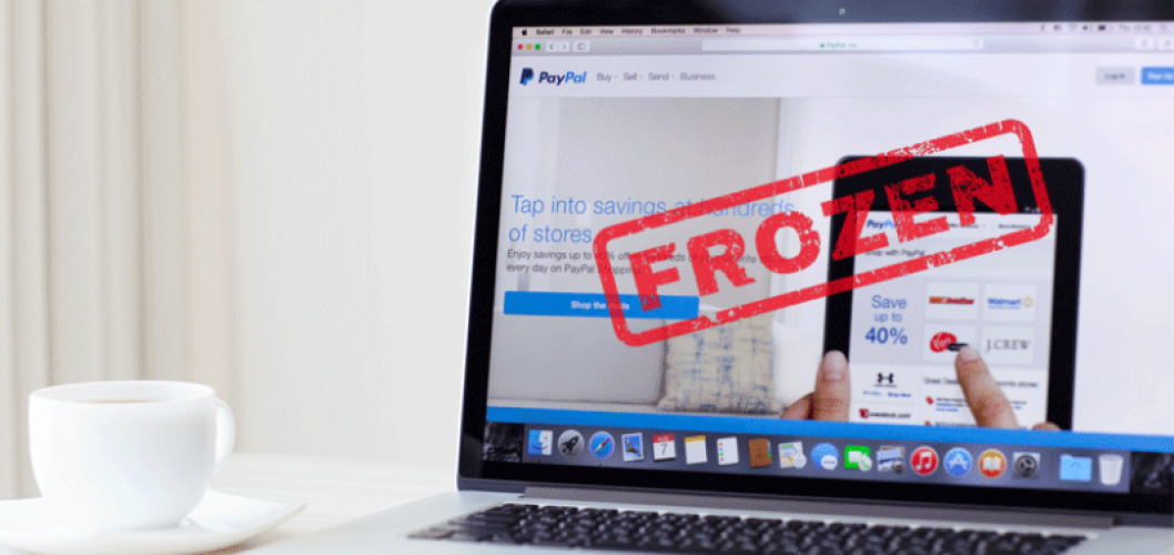 PayPal Account Frozen? Get Help Here! | SaleHoo