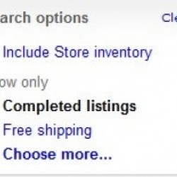How to find best selling eBay items (part 1)
