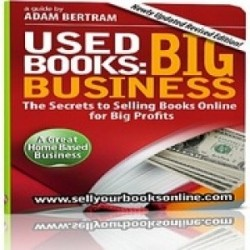 Used Books: Big Business Review - How to Sell Used Books Online for Cash