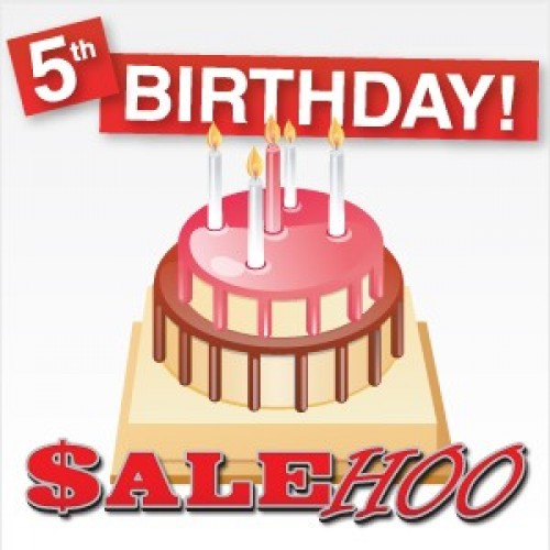 SaleHoo's 5th Birthday Bash
