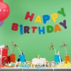 Birthday Party Supplies - Monday Market of the Week