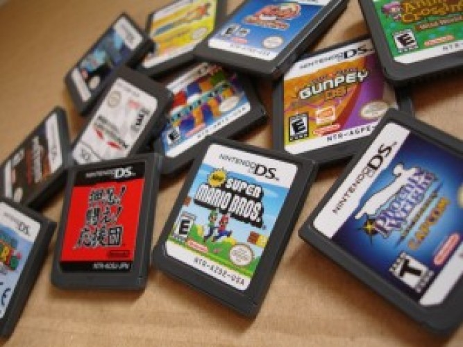 Nintendo DS Games - Monday Market of the Week
