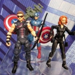 Avenger's Toys -  Monday market of the Week