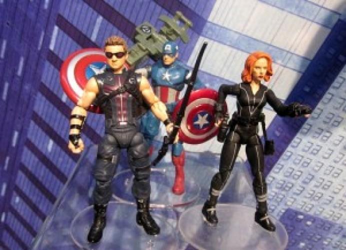 Avenger's Toys -  Monday market of the Week