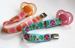 Pacifier Clips - Monday Market of the Week