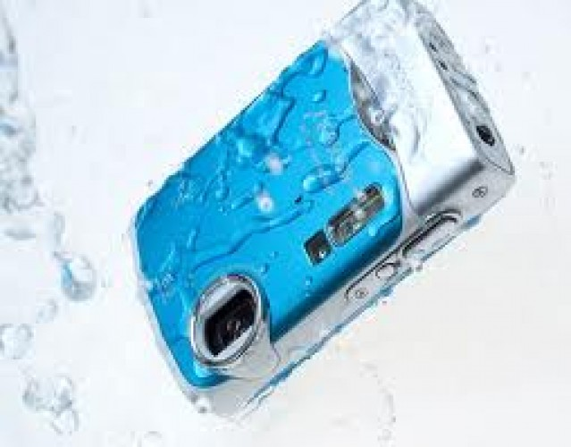 Waterproof Digital Camera -  Monday Market of the Week