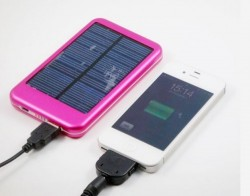 Solar Battery Charger - Monday Market of the Week