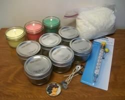 Candle Making Kit - Monday Market of the Week