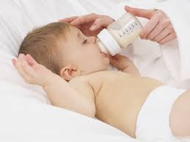 Organic Baby Formula – Monday Market of the Week