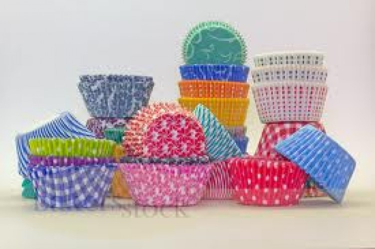 Cupcake Liners - Monday Market of the Week