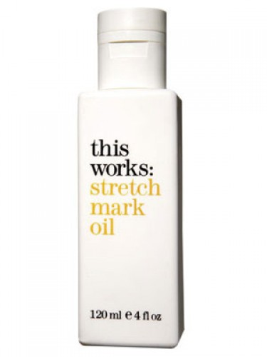 Stretch Marks Oil: Monday Market of the Week
