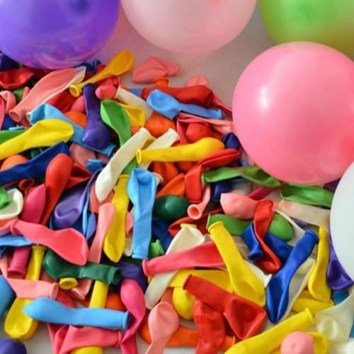 Latex Balloons: Monday Market of the Week