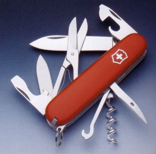 Swiss Army Knives: Monday Market of the Week