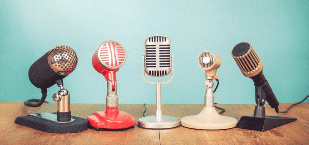 Microphones: Monday Market of the Week