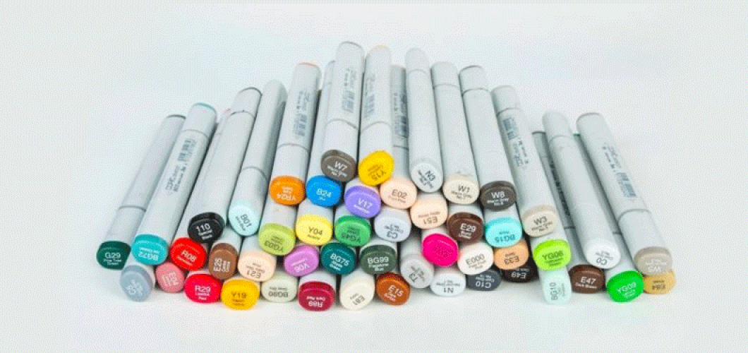 Copic Sketch Markers: The Popular Arts & Crafts Niche that Can Make You Profits