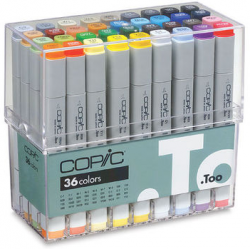 Copic Sketch Markers: Monday Market of the Week
