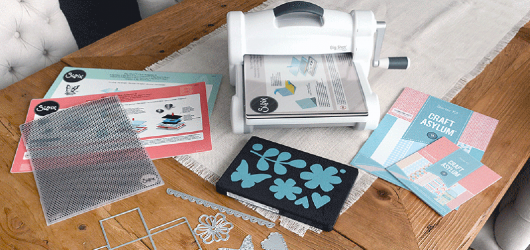 Ride the Wave into Arts and Crafts with Die Cut Machines