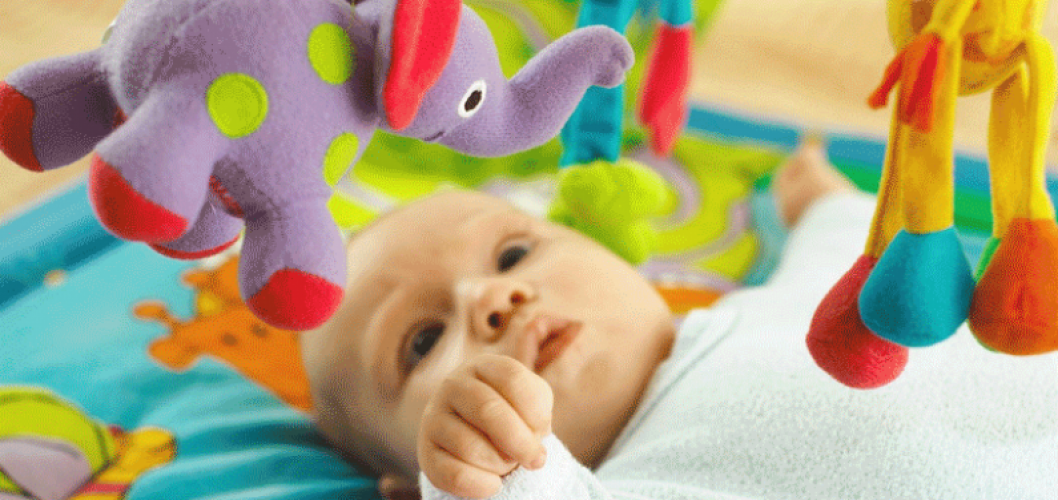 Baby Activity Gyms: A Hot-Selling Product in a Low-Competition Market