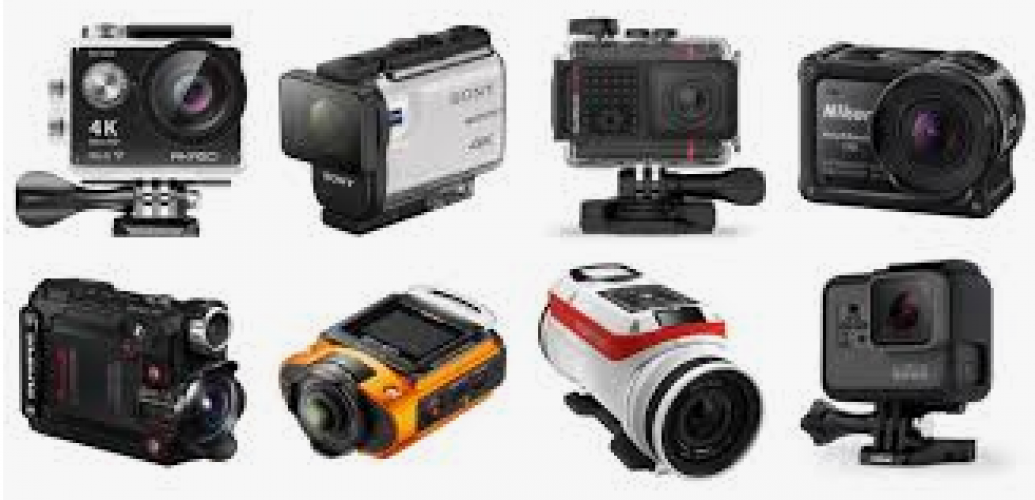 Should you sell action cameras online in 2019? See what the data says about this growing niche